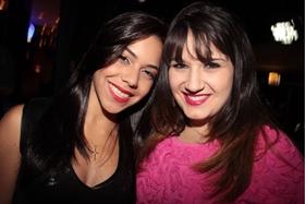Jessica Lima e Brenda Yasmim (Lula Lopes/Esp. CB/D.A Press)