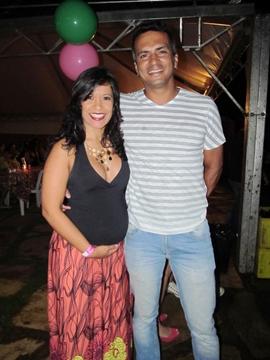 Vanessa Sousa e Alessandro Costa (Alexandra Paiani Tondolo/Divulgação)