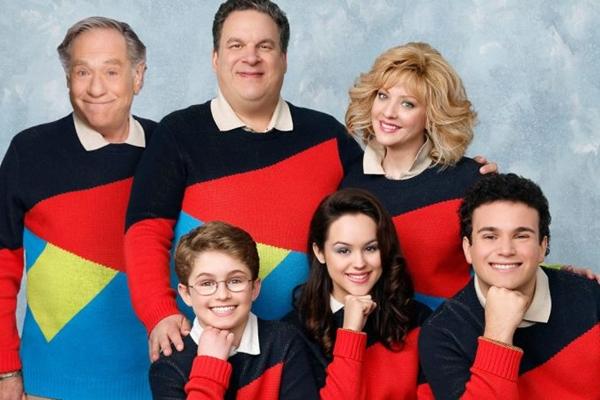 The Goldbergs é uma comédia autobiográfica sobre a infância do ator e diretor Adam F. Goldberg  (ABC/Divulgação)
