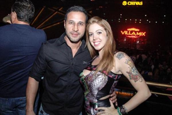 André Azevedo e Daniela Corda  (Rômulo Juracy/Divulgação)