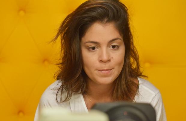 Bella saiu com 56% dos votos do público (Frederico Rozario/TV Globo)