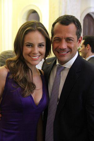Bruno (Malvino Salvador) e Paloma (Paolla Oliveira), na novela Amor à vida (Divulgação/TV Globo)