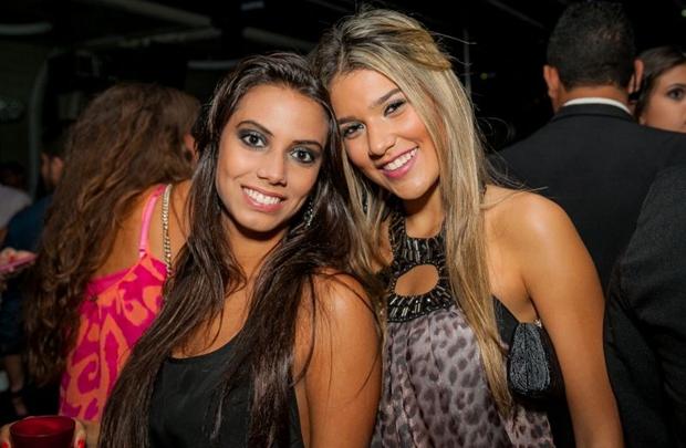 Luana Ribeiro e Babi Fontenelle  (Felipe Menezes/Divulgação)