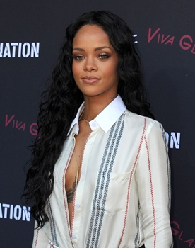 A cantora esteve na premiação do 56º Grammy  (ANGELA WEISS/Divulgação)