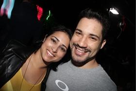 Sheila Phelipe e Felipe Carvalho (Lula Lopes/Esp. CB/D.A Press)
