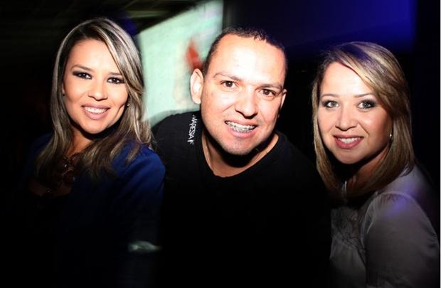Daniela Roberta, Dayvisson Avelino e Pollyana Araújo (Lula Lopes/Esp. CB/D.A Press)