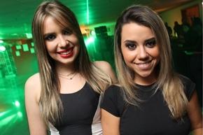 Karolinne Araújo e Rayssa Freitas (Lula Lopes/Esp. CB/D.A Press)
