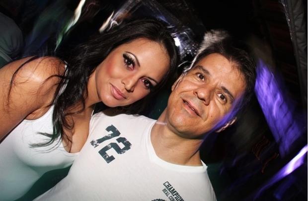 Raquel Alves e Celio Reis (Lula Lopes/Esp. CB/D.A Press)