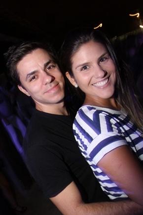 Luis Pedroso e Roberta Pinto (Lula Lopes/Esp. CB/D.A Press)