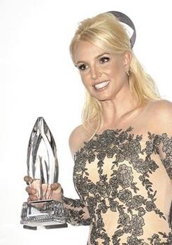Cantora Britney Spears  (Jason Merrit/AFP)