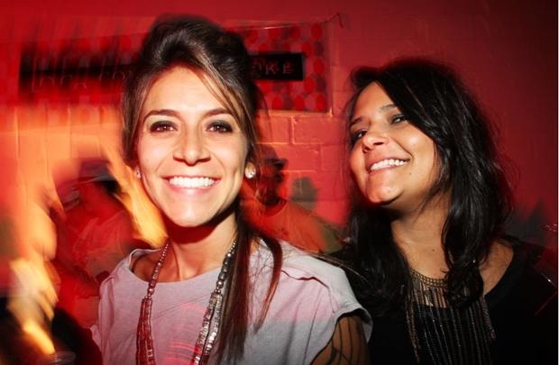 Giovanna Maia e Renata Carvalho (Lula Lopes/Esp. CB/D.A Press)
