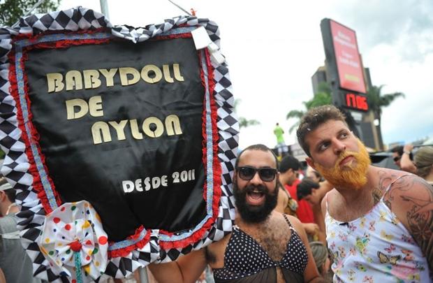 A saída prevista é em 1º de março, sábado de carnaval, a partir das 15h (Luis Xavier de França/CB/D.A Press)