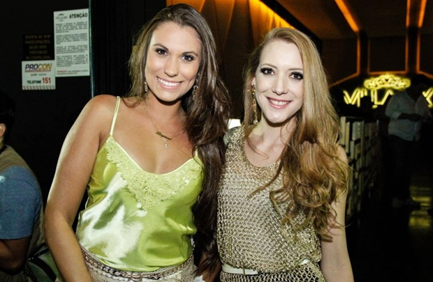 Lorena Faria e Hayanne Schneider (Rômulo Juracy/Divulgação)