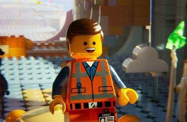 Emmet pode salvar o mundo com a ajuda de heróis  (Warner Bros/Divulgação)