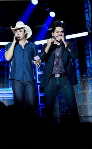 A dupla Israel & Rodolffo retorna a Brasília para um show repleto de músicas dançantes e modões  (Objetiva Comunicação/Divulgação)