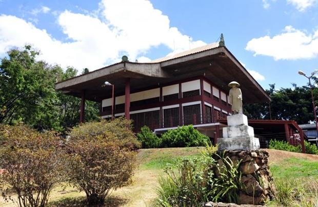 Além da meditação, o Templo Shin Budista da Terra Pura tem quermesses e outras atividades ao longo do ano (Ed Alves/CB/D.A Press)
