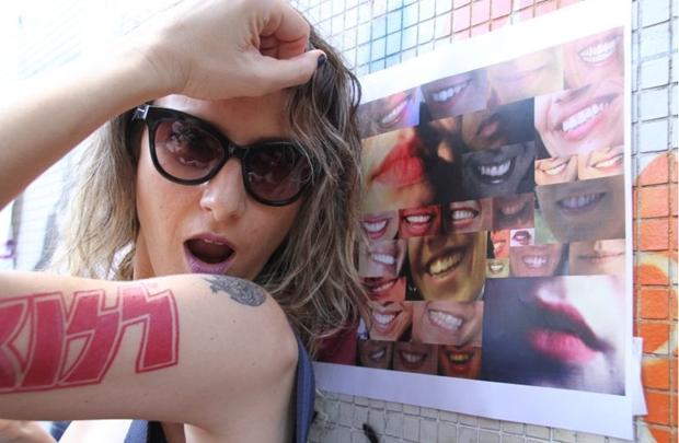 Tatiana Lionco (Lula Lopes/Esp. CB/D.A Press)