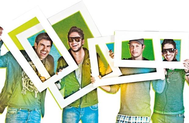 No repertório, versões com a já conhecida mistura de samba e de música eletrônica (Sony Music/Divulgação)