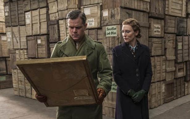 Matt Damon e Cate Blanchett: trama é mais um filme fora de época e sem emoção (Century Fox/Divulgação)