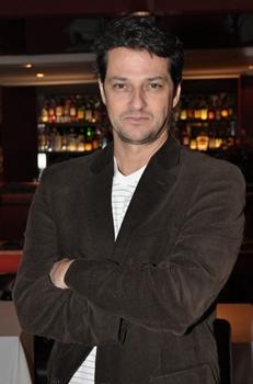 Marcelo Serrado já trabalha na produção da nova temporada da série  (João Cotta/TV Globo)