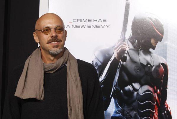 José Padilha na pré-estreia de 'RoboCop' na segunda-feira (10/2), em Hollywood, na Califórnia (REUTERS/Fred Prouser )