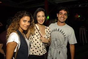 Ellen, Olga e Renato (Gustavo Messina/Esp. CB/D.A Press)