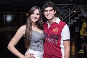 Camila Braga e Guilherme do Vale (Rômulo Juracy/Divulgação)