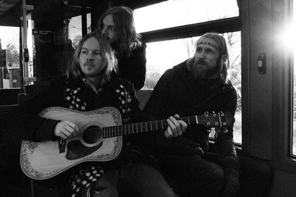 A banda Bigbang mistura o rock clássico com ritmos da Noruega, trazendo um som único e cheio de identidade  (Bry Leica/Divulgação)