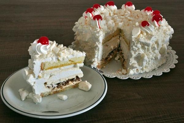 A receita da torta Martha Rocha foi adaptada ao gosto do brasiliense  (Paula Rafiza/Esp. CB/D.A Press)