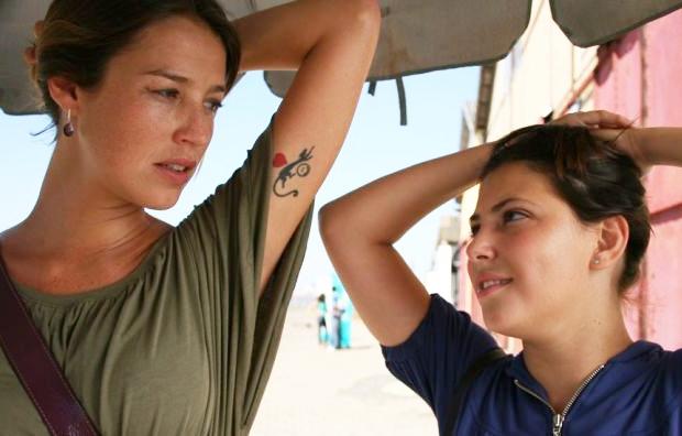 Luana Piovani e Lara Rodrigues vivem amigas em longa de Beto Souza (Espaço Filmes/Divulgação)