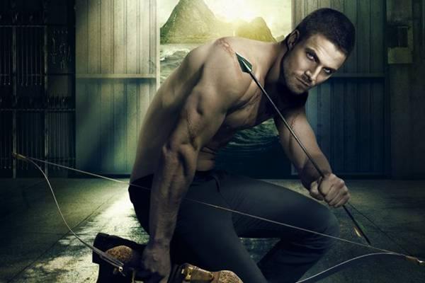 O Arqueiro verde é o protagonista do seriado que dá novo fôlego ao herói (Warner/Divulgação)