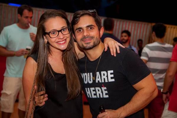 Luiza Resende e Ismael Pamplona (Felipe Menezes/CB/Divulgação/D.A Press )