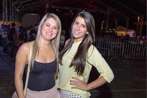 Adriana Dantas e Tacya Araújo (Rômulo Juracy/Divulgação)