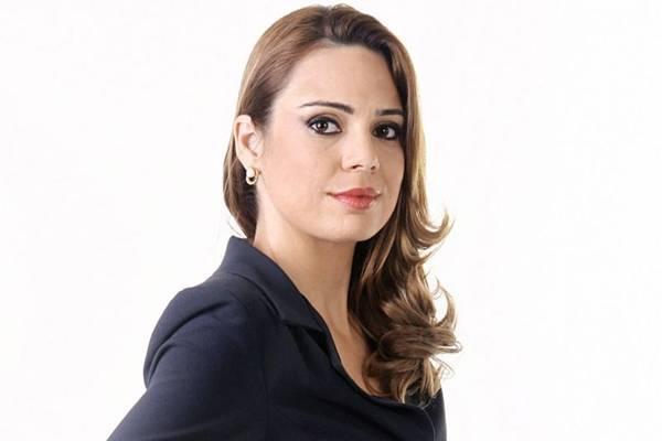A jornalista ganhou destaque após declarações polêmicas na bancada do SBT Brasil (Roberto Nemanis/SBT)