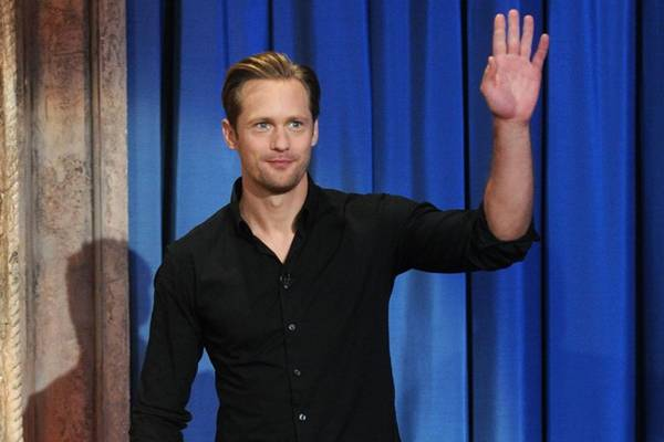 O ator interpreta Erick em 'True Blood', série da HBO (Jamie McCarthy/Getty Images/AFP)