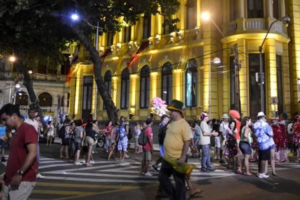 O bloco se consolidou como referência nacional (Fred Pontes/Divulgação)