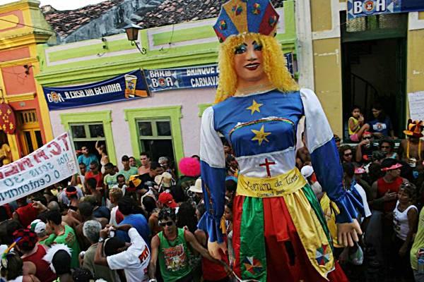 O bloco sai na segunda-feira de carnaval (Helder Tavares/Especial para o DP)