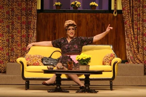 Paulo Gustavo interpreta a engraçada e mal-humorada Dona Hermínia (Deca Produções/Divulgação)
