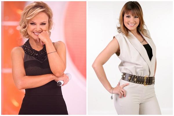 A apresentadora e a modelo Lívia Andrade estão entre os escolhidos para a transmissão  (Roberto Nemanis/SBT - Lourival Ribeiro/SBT )