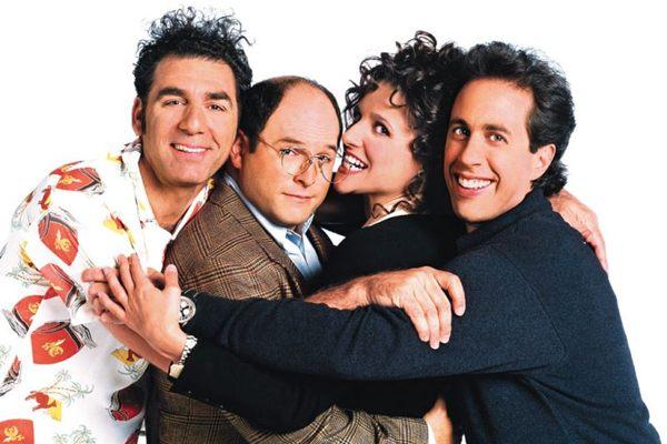 Encerrada há 15 anos, a série Seinfeld continua em exibição na tevê (Sony/Divulgação)