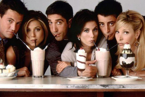 Os 236 episódios de Friends ainda fazem sucesso  ( Warner/Divulgação)