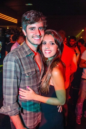 Cleiton Aguiar e Mariana Issi  (Rômulo Juracy/Divulgação)