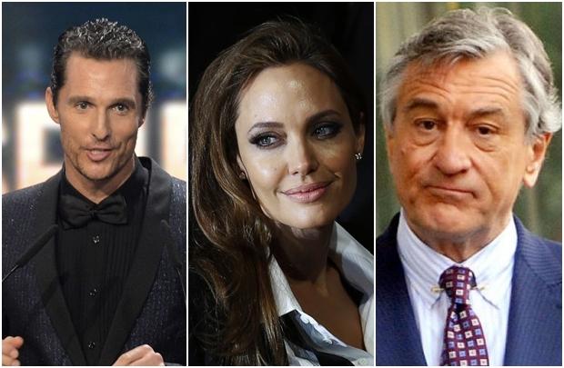 Estrelas se juntam para apresentar prêmios do Oscar (Biographic Channel/Divulgação, REUTERS/Luke MacGregor e REUTERS/Britta Pedersen/Pool)