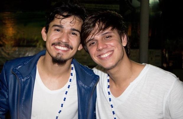 Artur Guimarães e Jelder Eric (Ana Júlia Melo/Divulgação)