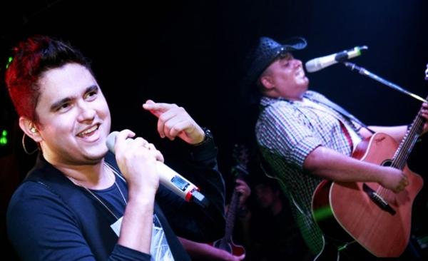 A dupla teve show adiado em Brasília (Divulgação)