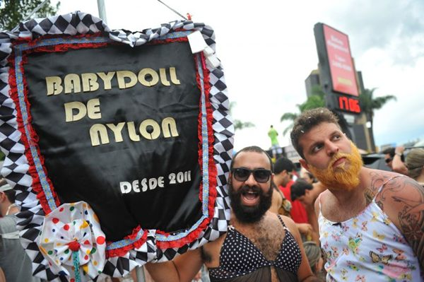 O Babydoll de Nylon ganha novo percurso em 2014  (Luis Xavier de França/CB/D.A Press)