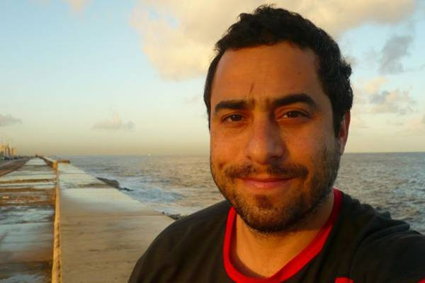 Pedro Asbeg pesquisou receitas para repor as energias após a bebedeira (Arquivo Pessoal)
