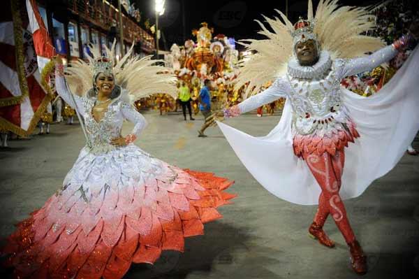 As escolas do Grupo da Série A do carnaval do Rio escolheram levar à avenida enredos já apresentados em outros desfiles (Fernando Frazão/Agência Brasil)