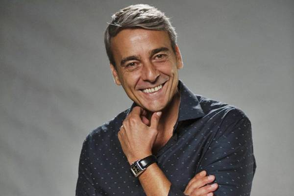 Sempre reconhecido como galã, Alexandre também possui forte apelo cômico (Estevam Avellar/TV Globo)