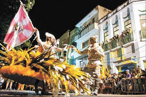 Carnaval de São João del Rei (iago Morandi/Prefeitura de São João del Rei.)